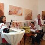 Anna Stark Event Salon by MostArtPhil