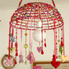 pampille lampshade