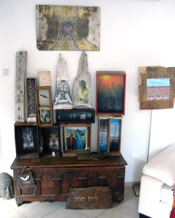 Open house - shila oringer's work