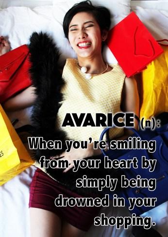 02 Avarice