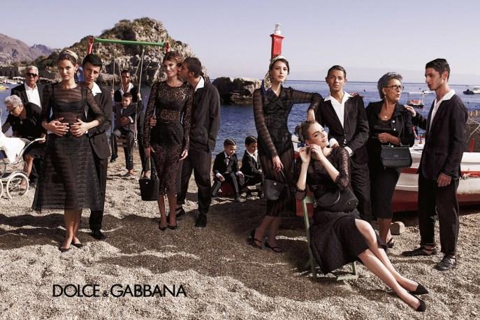 Dolce & Gabbana adv s/s 2013