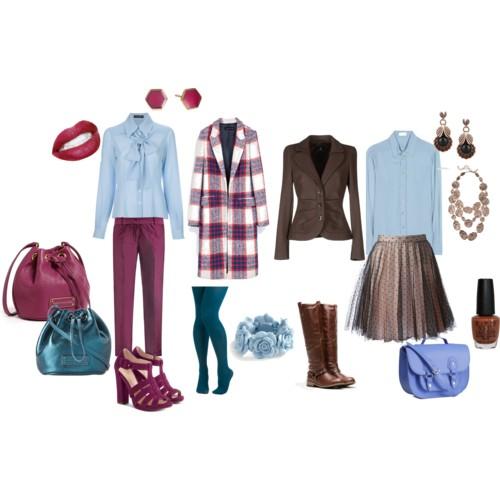 Come indossare e abbinare: la camicia azzurra per lei e per lui