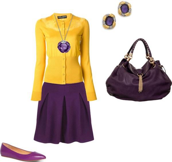 Anna-Turcato-Yellow-Burgundy-Look