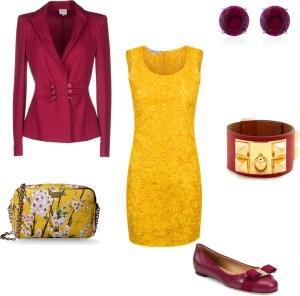Anna-Turcato-Yellow-Dress-Look