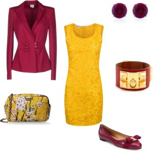Anna-Turcato-Yellow-Dress-Look