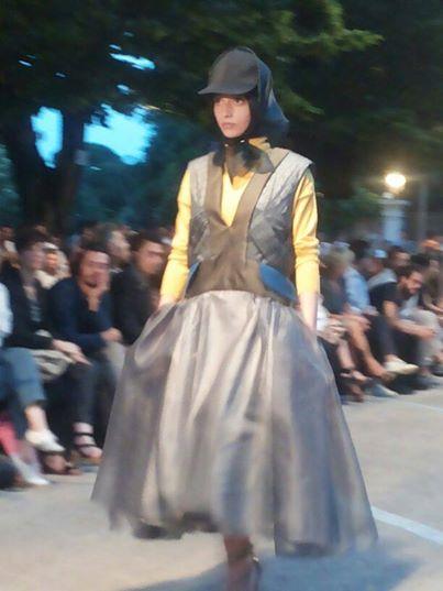 Fashion at IUAV: evviva i radical chic