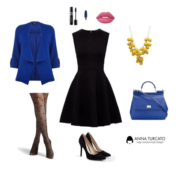 Anna-Turcato-Black-Dress-Look