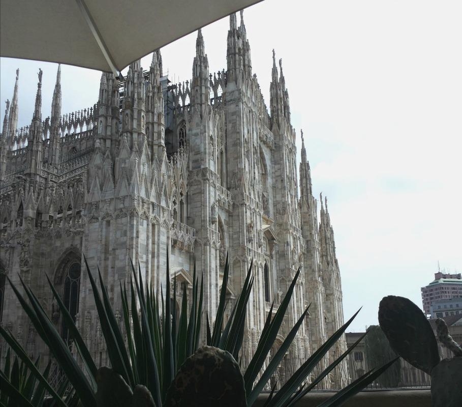 Il week-end a Milano della consulente d'immagine