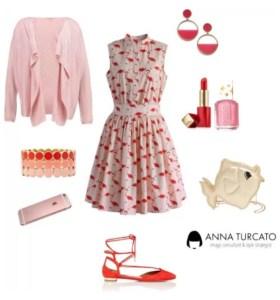 Romantic look by annaturcato featuring an estee lauder lipstick