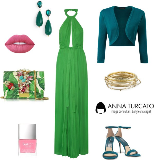 Greenery for Party di annaturcato contenente Kendra Scott