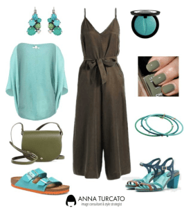 Jumpsuit Lady by annaturcato featuring a man bag
