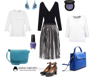Chic Lady by annaturcato featuring a pencil eyeliner