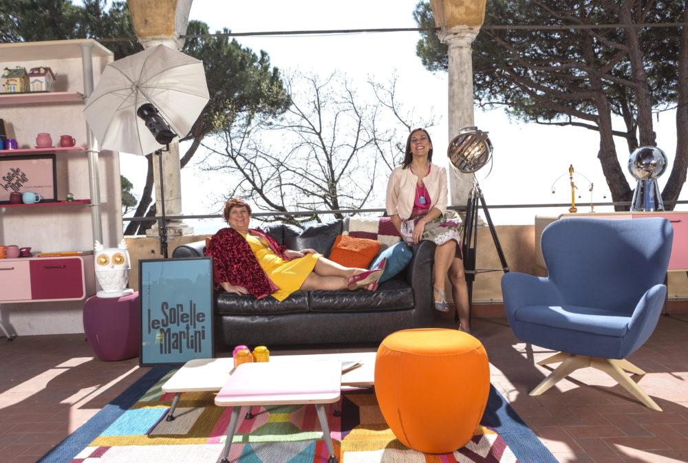 Uno stile per due sorelle – le Sorelle Martini