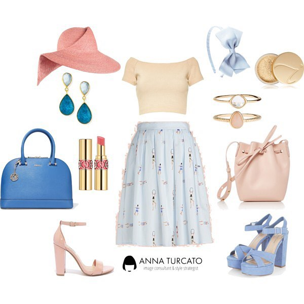 rosa antico outfit