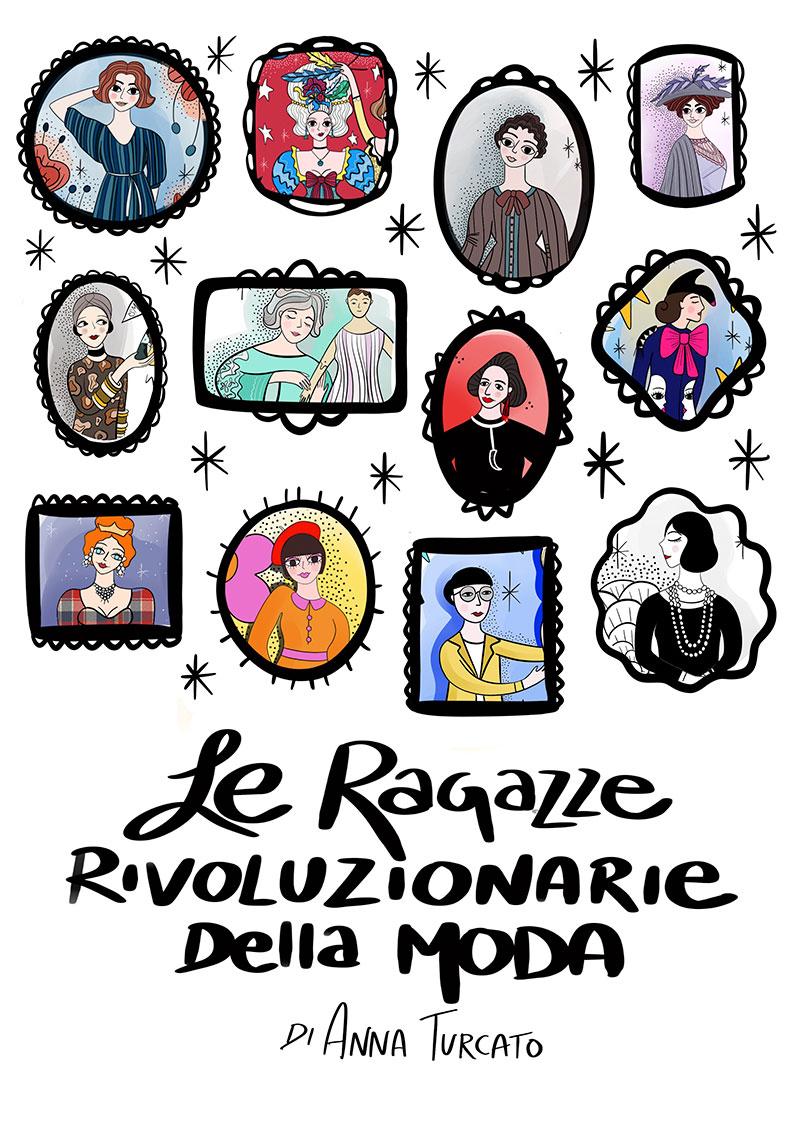 Le Ragazze Rivoluzionarie della Moda