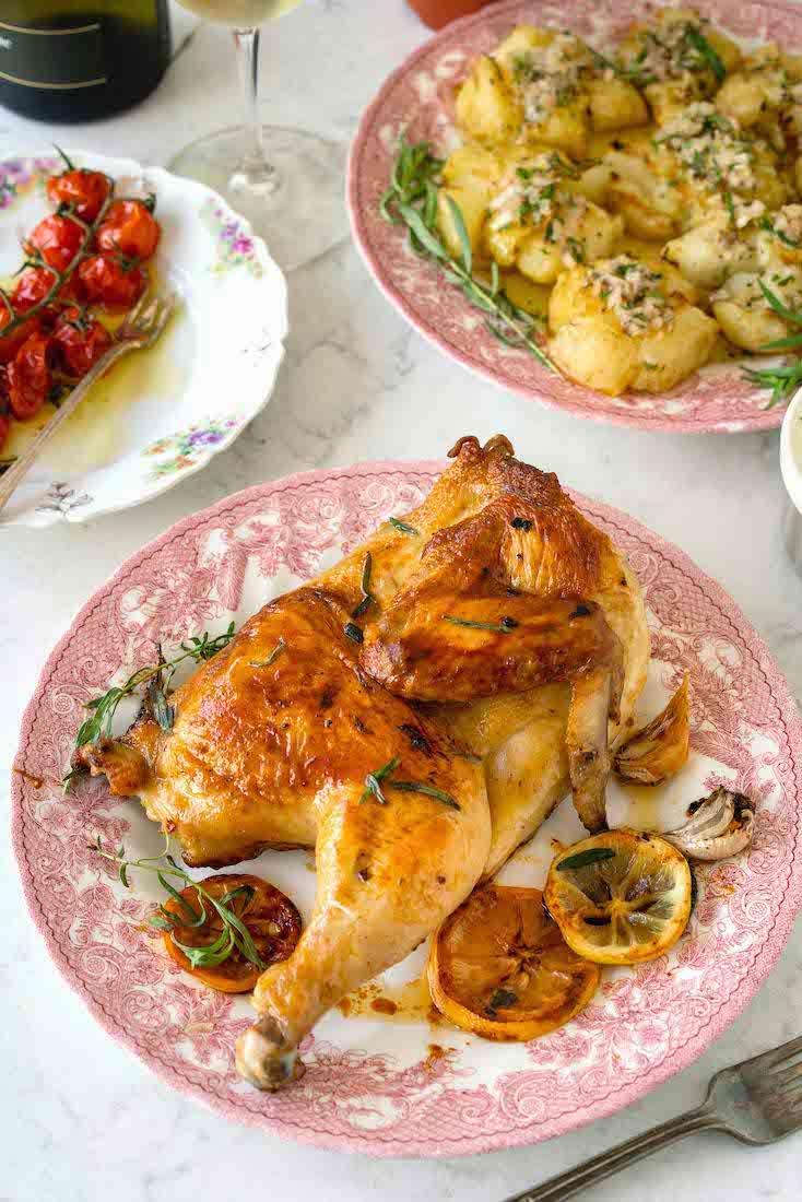 Chicken Tabaka