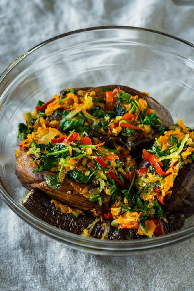 Fermented Eggplant recipe