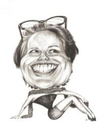 Caricature of myself