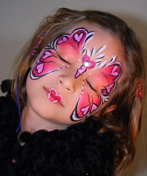 Face Paint Design Annawilinski'