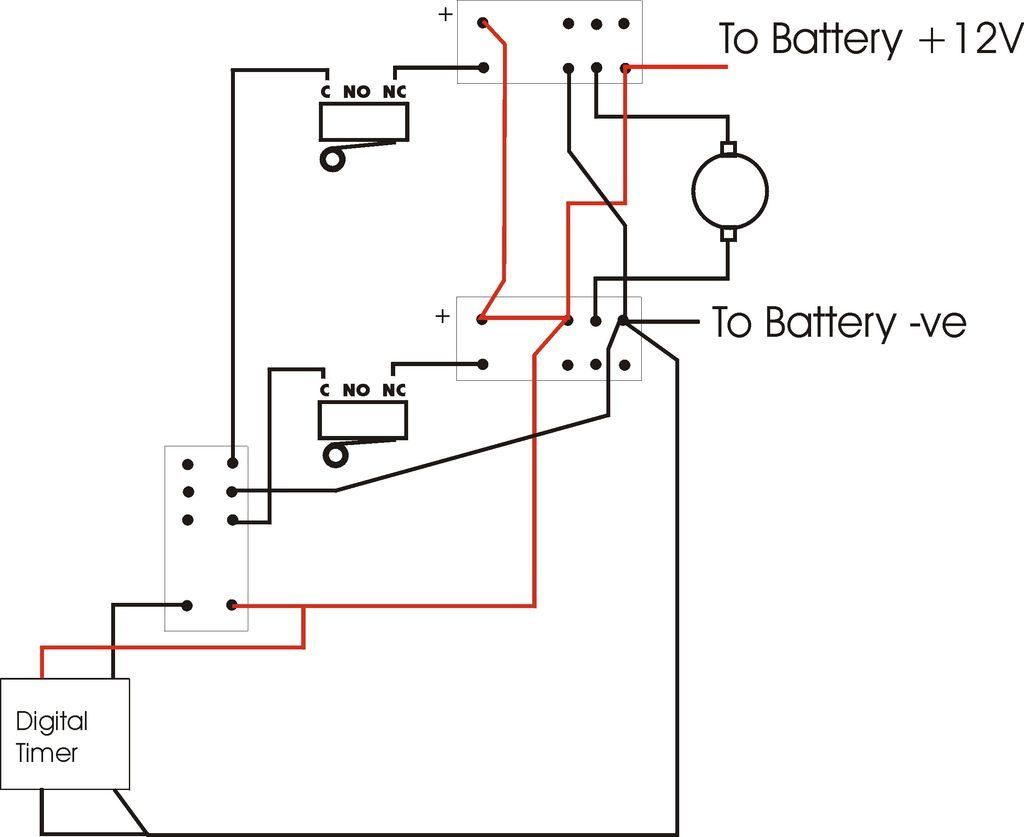 12v Motor Diagram