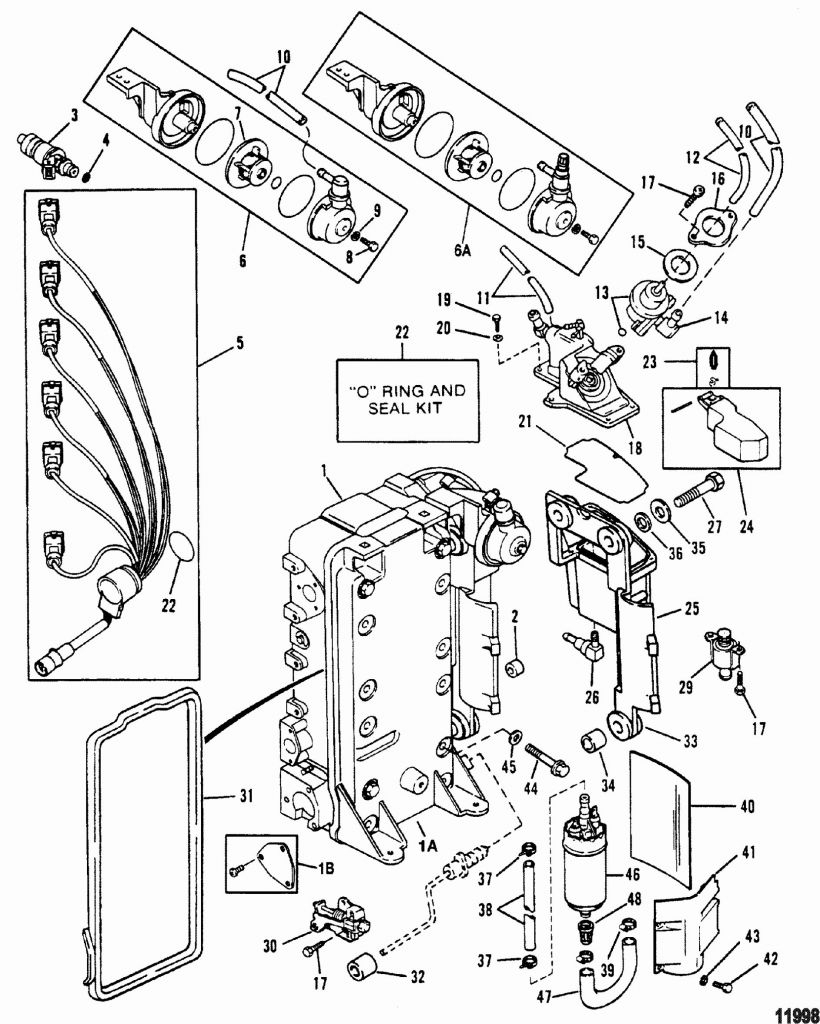 [DIAGRAM] 50 Hp Mercury Outboard Wiring Diagram Collection