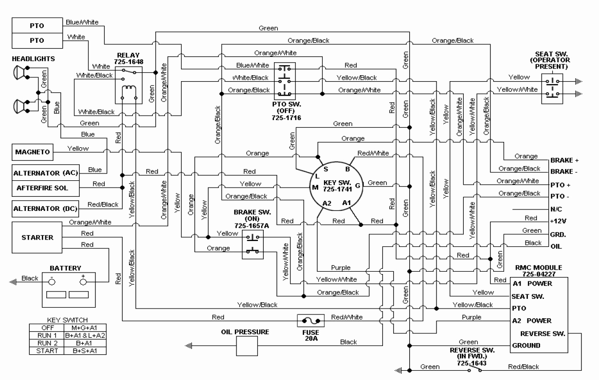 Briggs And Stratton Voltage Regulator Wiring Diagram