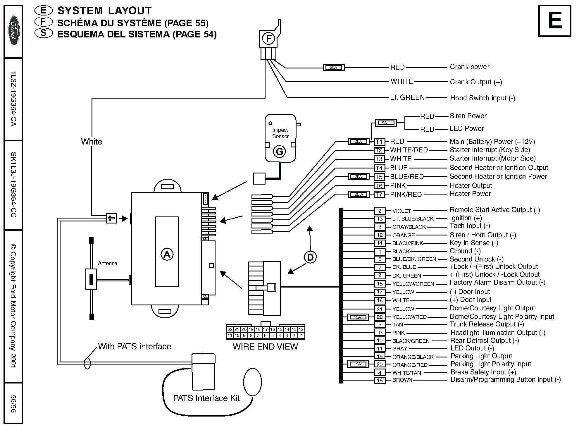 Vista 20p Wiring Schematic
