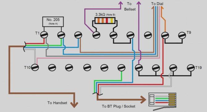 diagram cat 3 telephone wiring diagram full version hd