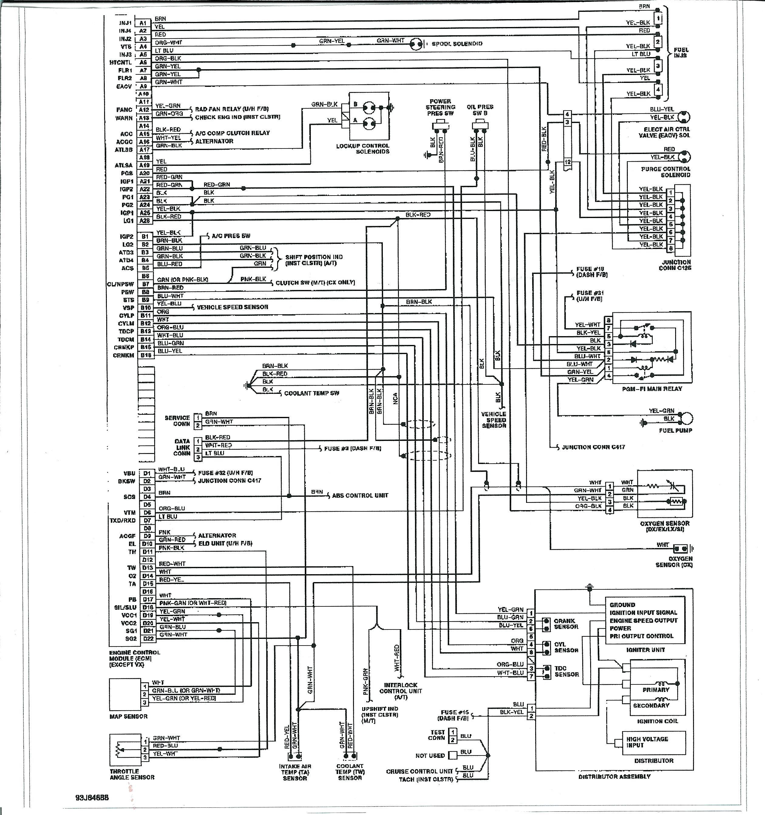 Obd2 Wiring Diagram