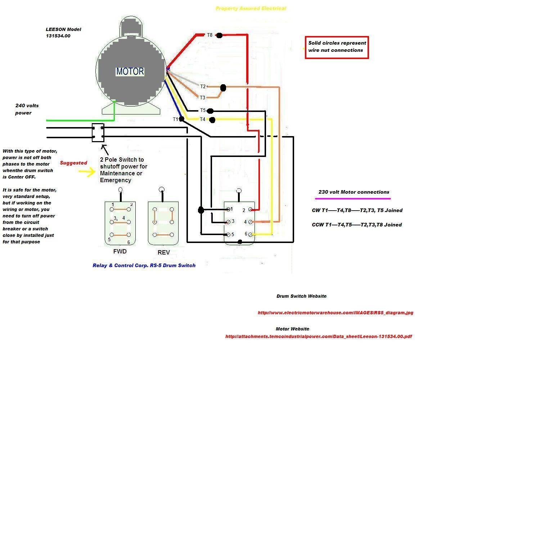 Doerr Compressor Motor Lr Wiring Diagram