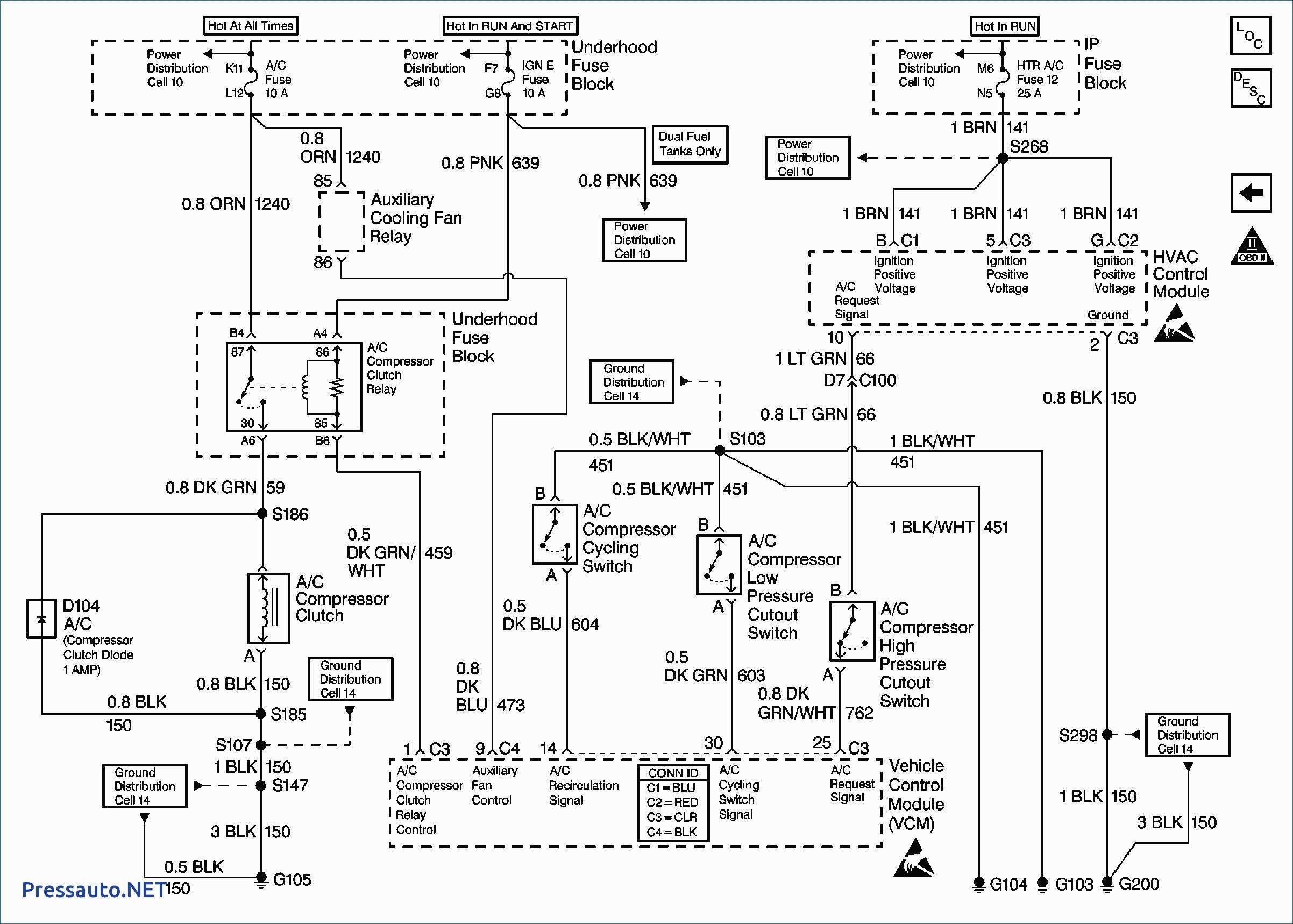 Freightliner Headlight Wiring Diagram