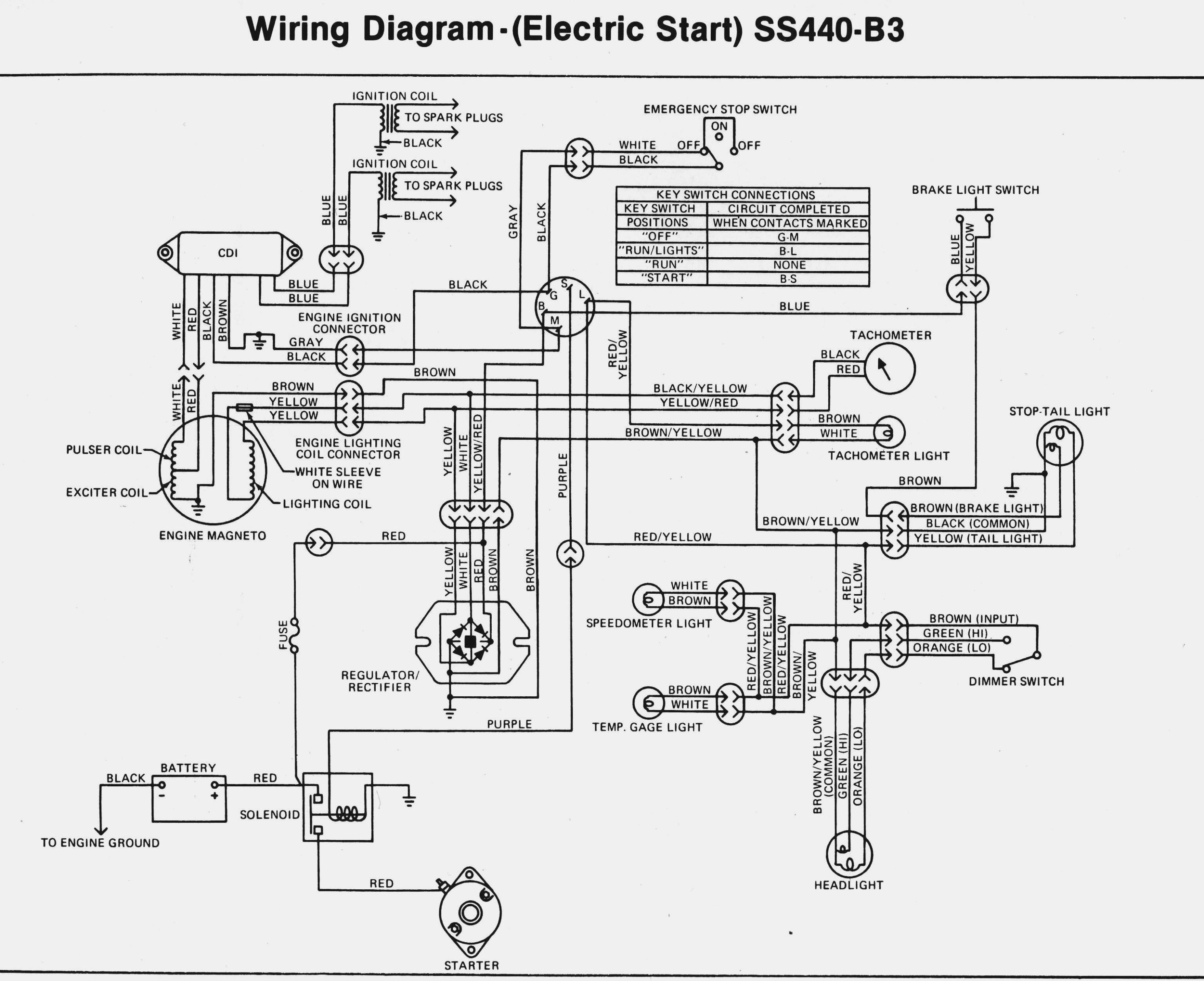 Honda Gx340 Starter Solenoid Wiring Diagram