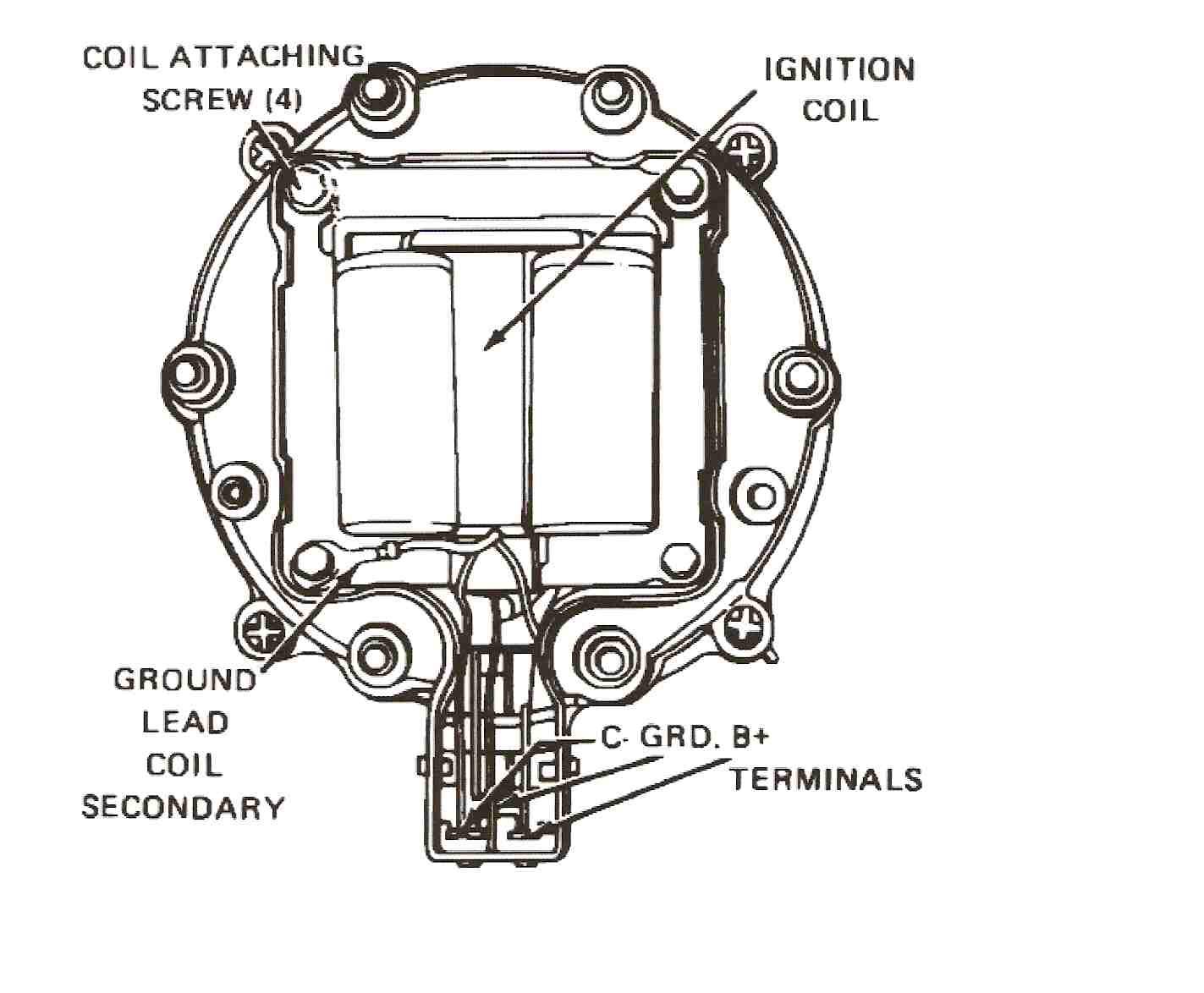Hei Distributor Wiring Diagram
