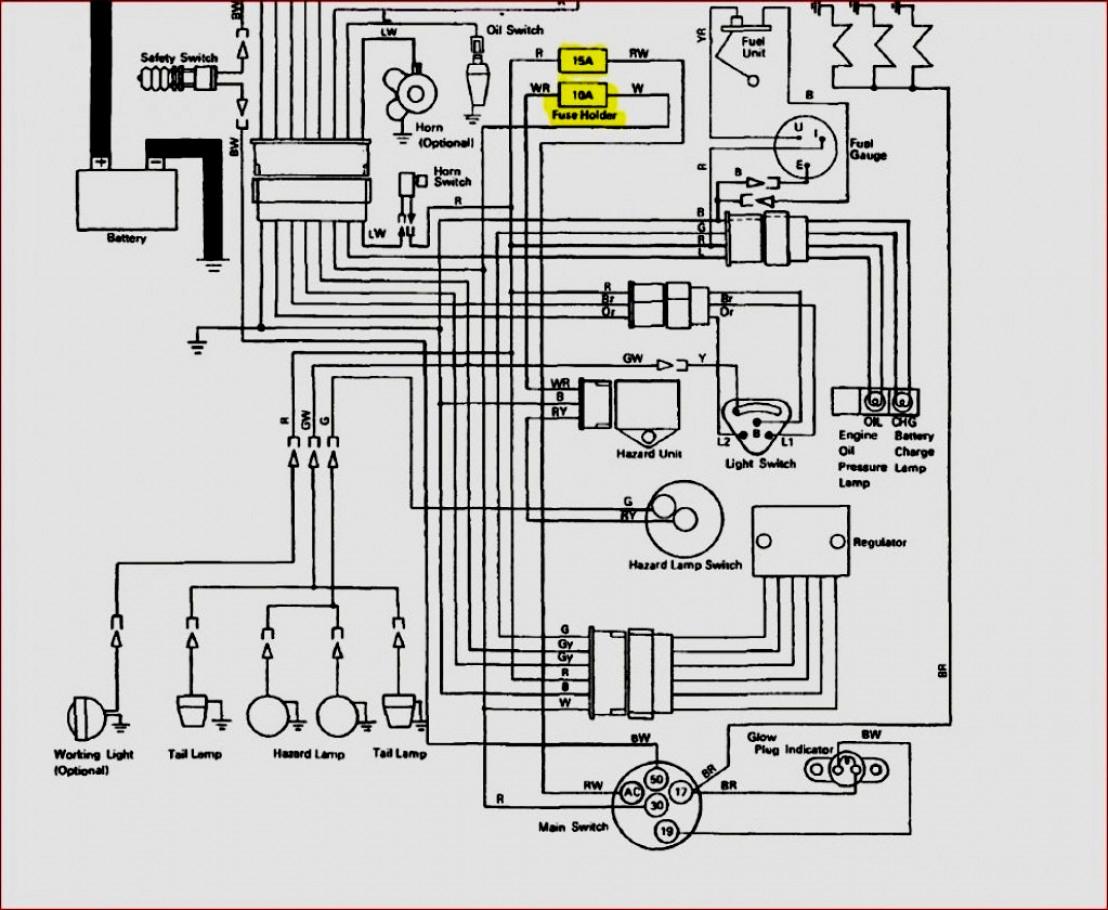 Kubota Glow Plug Wiring Diagram
