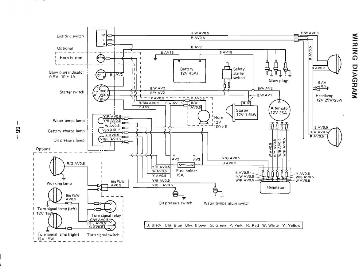 Massey Ferguson Light Switch Diagram. massey ferguson 135