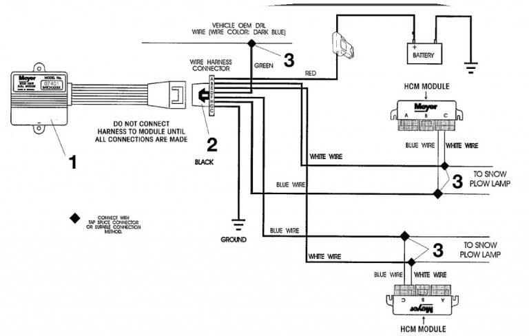 Snow Way Wiring Schematic Diagram Installation And Sno