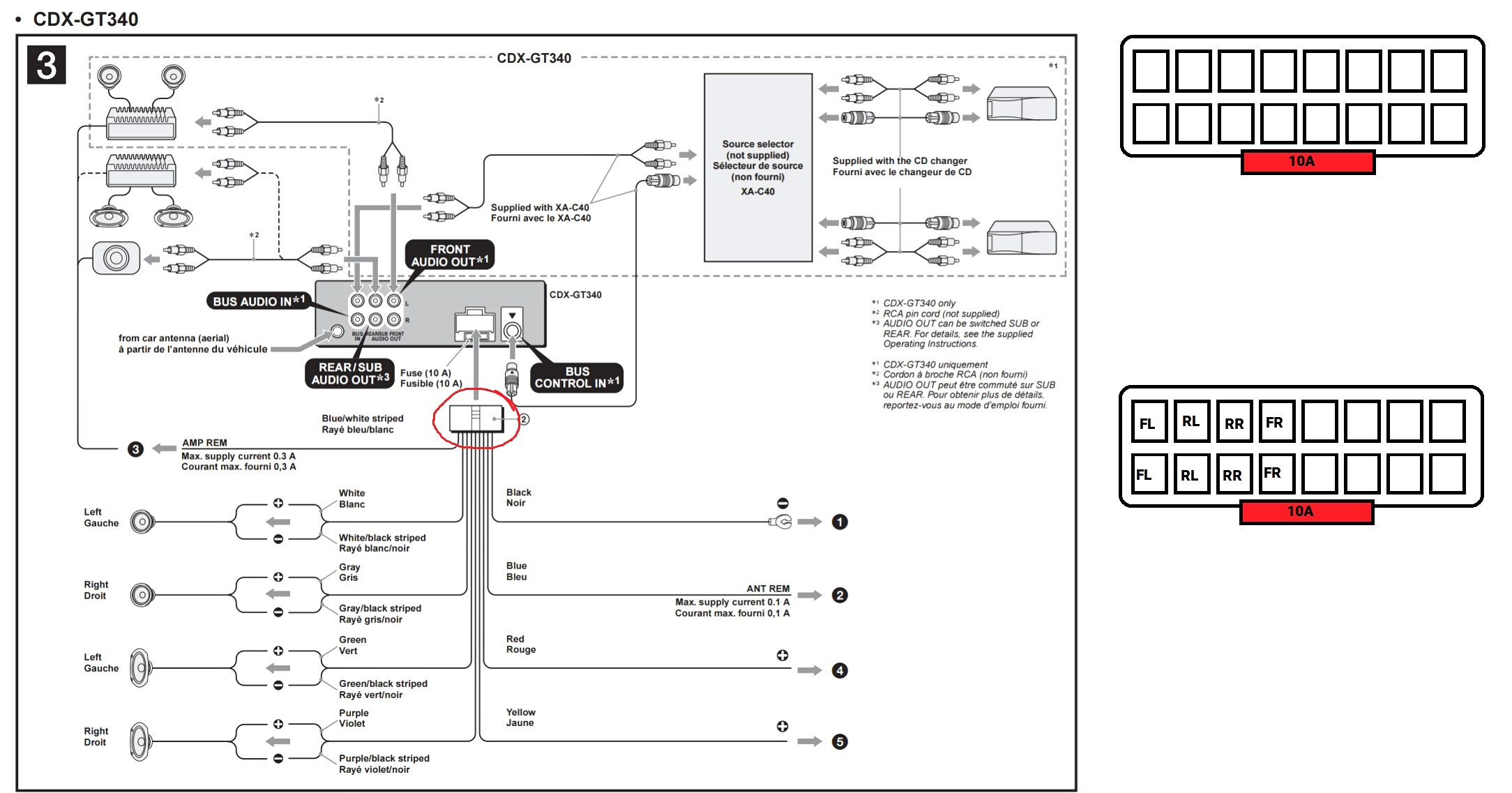 Sony Car Stereo Wiring Diagram For Your Needs