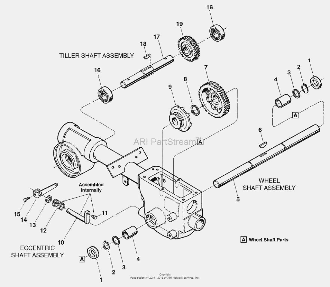 Troy Bilt Bronco Wiring Diagram
