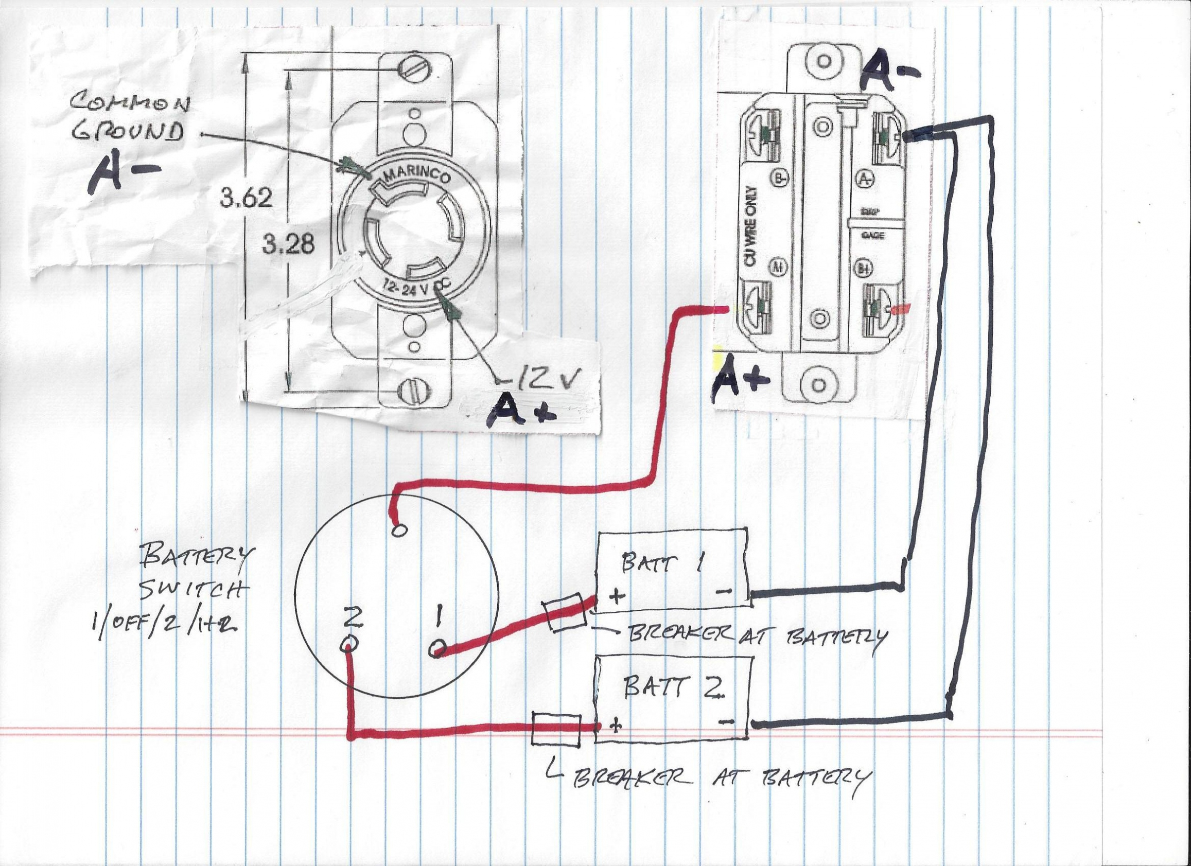 24 Volt Wiring Diagram