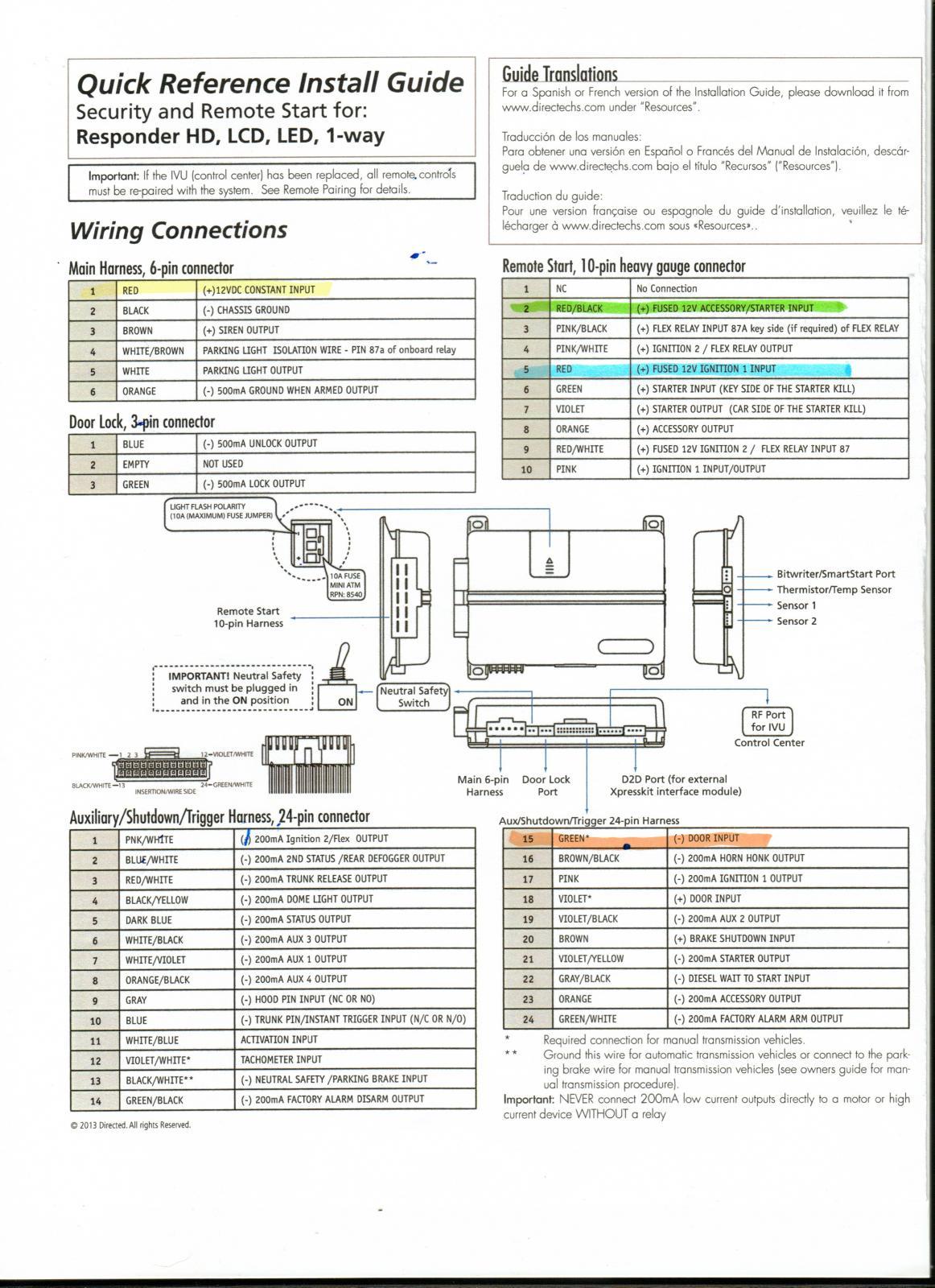 Viper Remote Start Wiring Diagram : viper, remote, start, wiring, diagram, DIAGRAM], Wiring, Diagram, Viper, 5701v, Version, Quality, GSPOTDIAGRAM.HOTELBALTICSENIGALLIA.IT