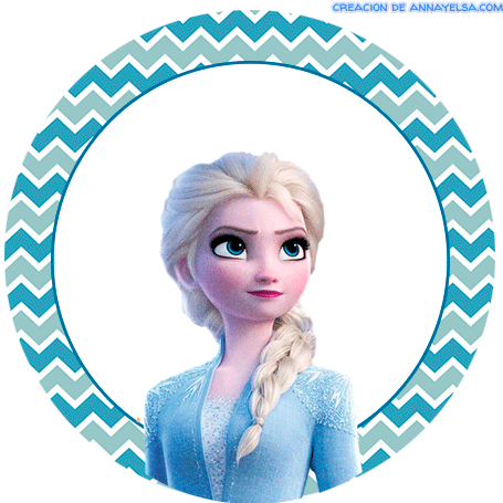 Frozen 2 Anna Stickers