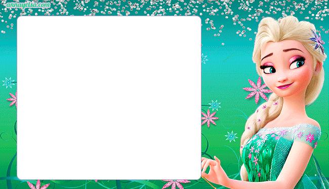 Frozen Elsa Imagenes Tarjetas