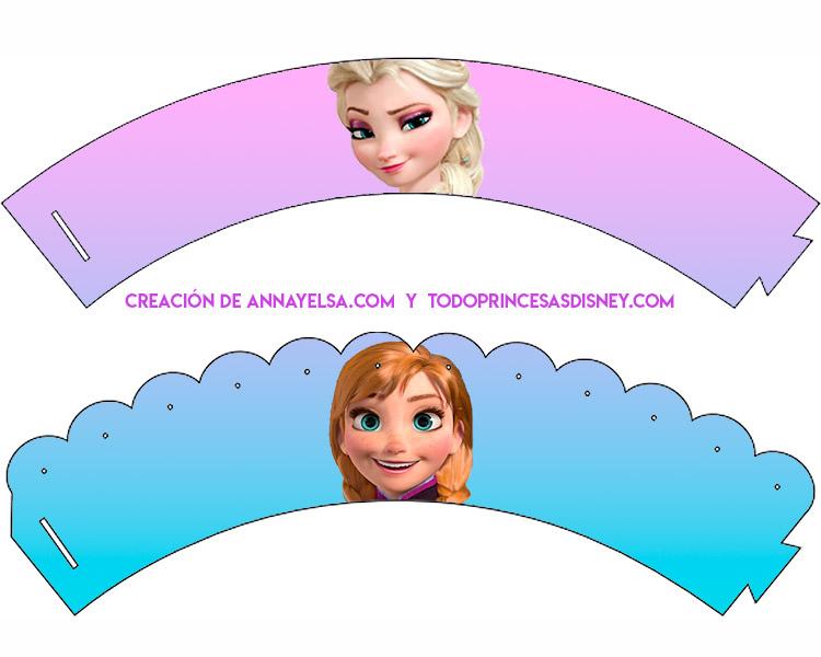 Frozen Elsa Wrappers