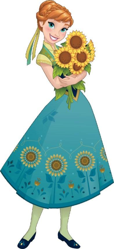 Anna y Elsa 4