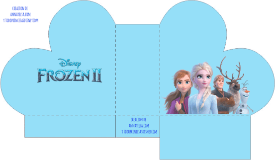 Box Party Frozen II