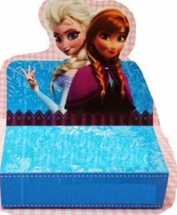 Cumpleaños De Frozen