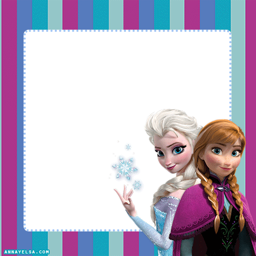 Stickers frozen etiquetas