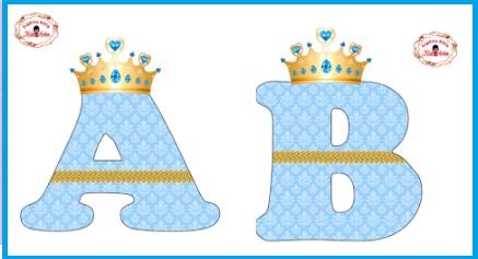 Alfabeto-con-coronas-Frozen-Letras-abecedario-Frozen-coronas-princesas-reinas