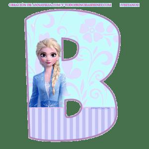 letras de frozen elsa