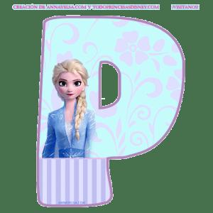 adornos frozen cumpleanos